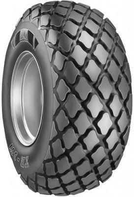 TR387 HD Tires