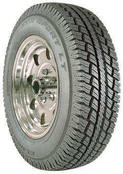 ZTR Sport LT Tires